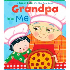 Grandpa and Me (Board) By Karen Katz