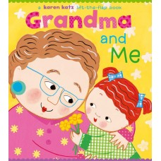 Grandma and Me (Board) By Karen Katz