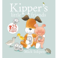 Kipper's Little Friends (Paperback)