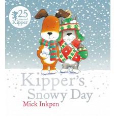 Kipper's Snowy Day (Paperback)