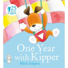 One Year With Kipper (Paperback)