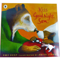 Kiss Goodnight, Sam (Paperback) Уценка!