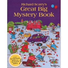 Great Big Mystery Book (Paperback) Richard Scarry