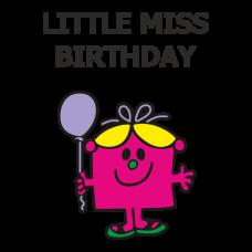 Little Miss Birthday (Paperback)