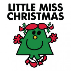 Little Miss Christmas (Paperback)