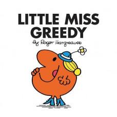 Little Miss Greedy (Paperback)