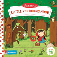 Little Red Riding Hood (Board) First Stories