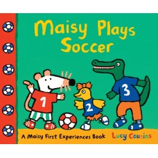 Maisy Plays Soccer (Paperback)