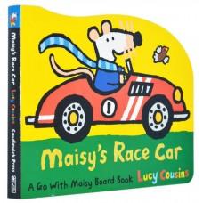 Maisy's race car (Board)