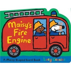 Maisy's fire engine (Board)