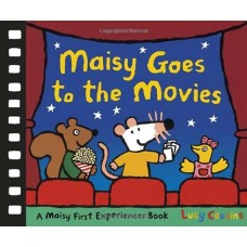 Maisy Goes to the Movies (Paperback)