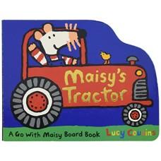 Maisy's tractor (Board)