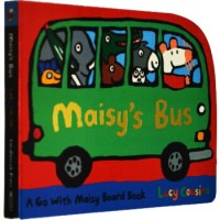 Maisy's bus (Board)