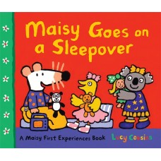 Maisy Goes on a Sleepover (Paperback)