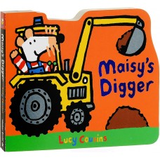 Maisy's digger (Board)