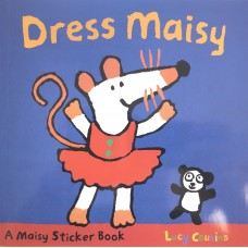 Dress Maisy Stickerbook (Paperback)
