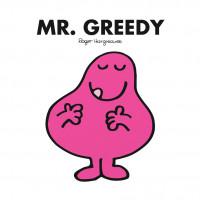 Mr. Greedy (Paperback) Mr. Men