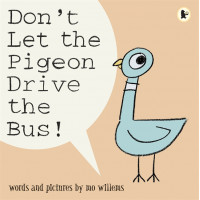 Don't Let the Pigeon Drive the Bus! (Paperback) by Mo Willems