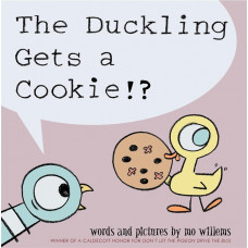 The Duckling Gets a Cookie!? (Paperback) by Mo Willems