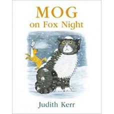 Mog on Fox Night (Paperback)