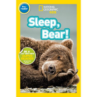 Sleep, Bear! (Paperback) NGKids