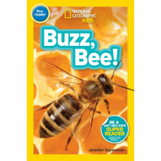 Buzz, Bee! (Paperback) NGKids