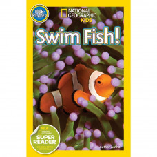 Swim Fish! (Paperback) NGKids