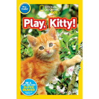 Play, Kitty! (Paperback) NGKids