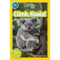 Climb, Koala! (Paperback) NGKids