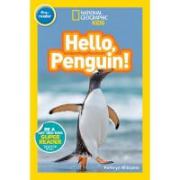 Hello, Penguin! (Paperback) NGKids