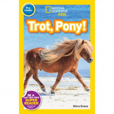 Trot, Pony! (Paperback) NGKids