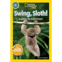 Swing, Sloth! (Paperback) NGKids