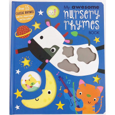 My Awesome Nursery Rhymes Book (Board)