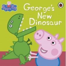 George's New Dinosaur (Paperback)