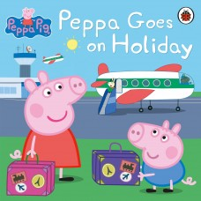 Peppa Goes on Holiday (Paperback)