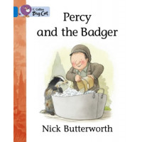 Percy and the Badger (Paperback)