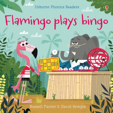 Flamingo plays bingo (Paperback)