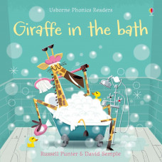 Giraffe in the bath (Paperback)