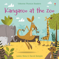 Kangaroo at the zoo (Paperback)