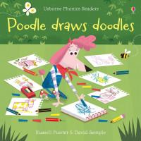 Poodle draws doodles (Paperback)