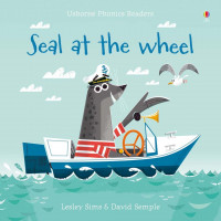 Seal at the wheel (Paperback)