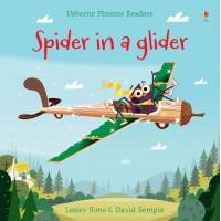 Spider in a glider (Paperback)