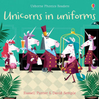 Unicorns in uniforms (Paperback)