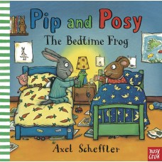 Pip and Posy: The Bedtime Frog (Paperback)