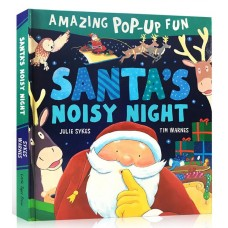 Santa's Noisy Night (Pop-Up) Amazing Pop-up Fun