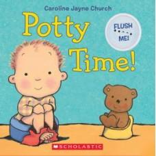 Potty Time! (Board)