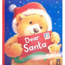 Dear Santa (Paperback) Kathryn White & Polona Lovsin