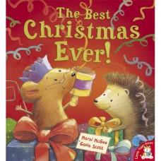 The Best Christmas Ever! (Paperback) Marni McGee & Gavin Scott