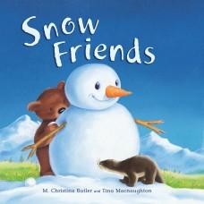 Snow Friends (Paperback) M Christina Butler & Tina Macnaughton