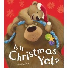 Is It Christmas Yet? (Paperback) Jane Chapman